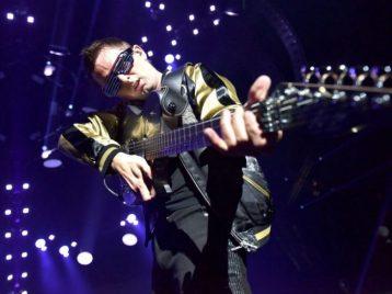 Muse рассказали, как делали дизайн для нового диска