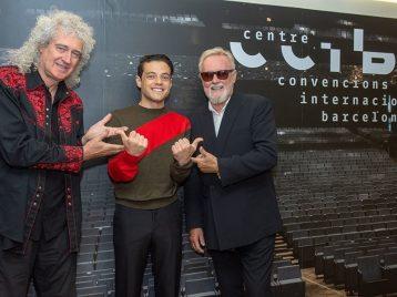 Завалите их наградами: Брайан Мэй похвалил актеров, которые сыграли участников Queen в кино