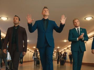 Backstreet boys выпустили клип и обещают альбом