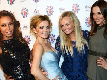 Spice girls станут мультяшками? Группа готовит анимационный фильм