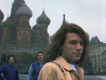 Дешевый трюк: Джон Бон Джови вспомнил, как пытался наладить контакт с советскими зрителями
