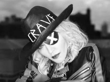 Мадонна выпустила окончательную версию клипа Crave