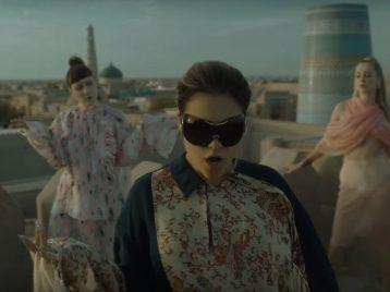Tatarka сняла новый клип в Узбекистане