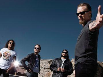 М — металл: Metallica выпустит детскую азбуку
