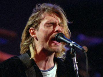 Кровь ивнутренности: Дэйв Грол— оранних концертах Nirvana