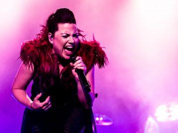 Российский концерт Evanescence отменяется из-за аварии