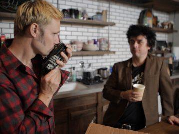 Бодрящий панк: Green day выпустили собственную марку кофе