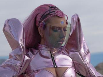 Леди Гага станет частью вселенной Marvel?