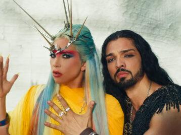 Леди Гага позаимствовала идею клипа изсоветского фильма 1969 года