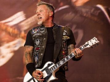 Джеймс Хэтфилд из Metallica: коронавирус дал мне шанс почувствовать вкус жизни