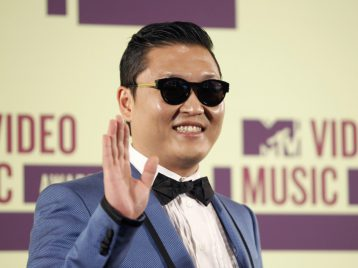 Клип от PSY установил новый рекорд в Интернете