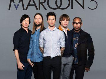 Maroon 5 — лидер недели в чарте российского iTunes