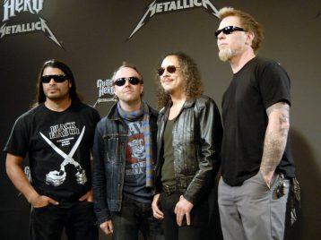 «Metallica» установила рекорд Гиннеса, выступив с концертами на всех континентах