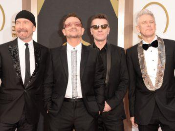 U2 и Apple создают новый музыкальный формат