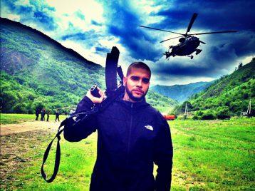 В своём клипе «Вертолет» Тимати рассказывает о личной драме