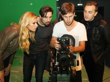 Дима Билан рискнул жизнью ради съемок нового клипа