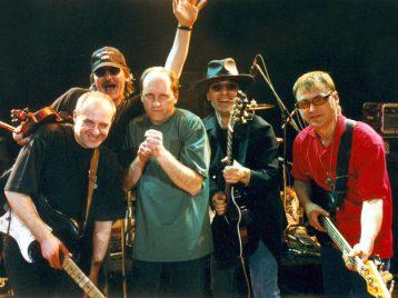 «Крематорий» отметил 30-летие концертом в Тольятти