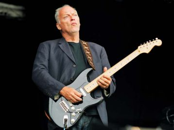 Дэвид Гилмор запишет сольный альбом и отправится в турне по Европе