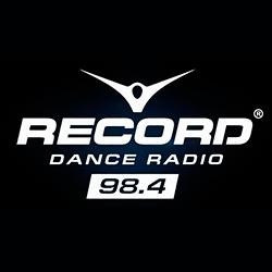 Слушать радио «Рекорд 98.4» онлайн
