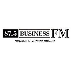 Слушать радио «Бизнес FM 87.5» онлайн