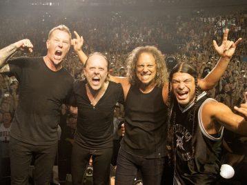 Metallica отправится в стадионный тур по Америке