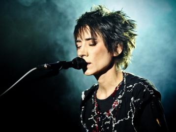 Фанаты Земфиры из 14 стран выстроились в портрет певицы