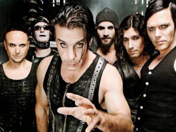 Группа «Rammstein» готовит новый студийный альбом