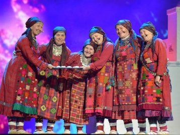 «Бурановские бабушки» привезли финским пенсионерам частичку «русского мира»