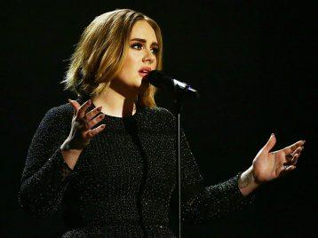 Адель прекращает концертную деятельность