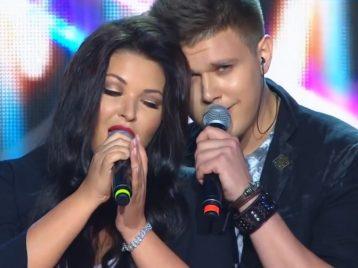Группа N.E.V.A во втором конкурсном дне «Новой волны» выступила с Ириной Дубцовой