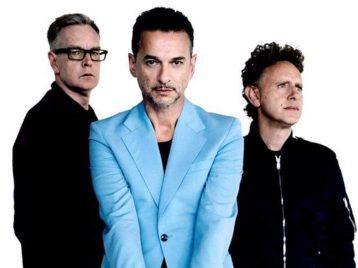 «Depeche mode» пожертвует деньги фанатов засушливым районам Земли