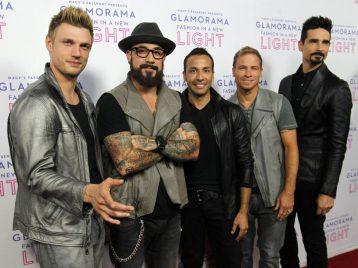 «Backstreet boys» запретили Дональду Трампу использовать их песни