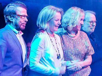 «ABBA» воссоединится. Но только в виде голограммы