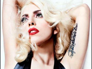 Леди Гага: новый альбом, новая татуировка