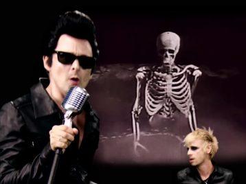 «Muse» поздравили поклонников с Хэллоуином, выпустив новый клип