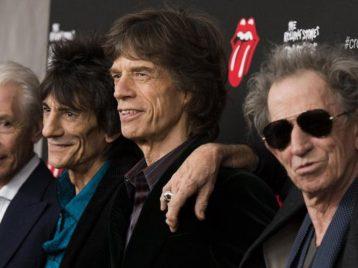 «Rolling stones» прервут десятилетнее молчание