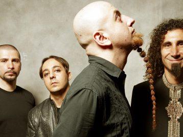После долгого молчания: «System of a down» пишут новые песни