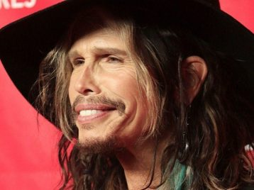 ООН наградит Стивена Тайлера из «Aerosmith»