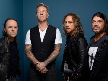 «Metallica» тестируют новый альбом на добровольцах