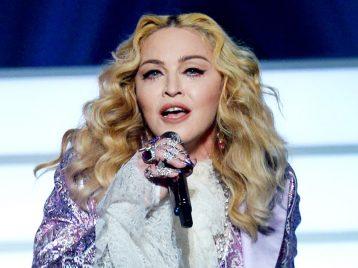 Награда нашла Мадонну: певица стала «Женщиной года»