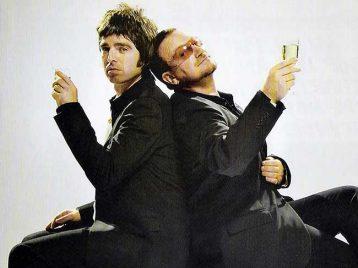 Ноэль Галлахер поддержит «U2» во время предстоящего турне