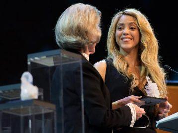 Самые верные инвестиции: Шакира призвала участников экономического форума вкладывать в детей
