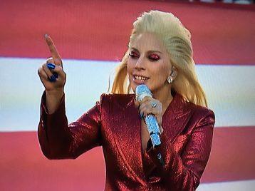 Репетиции без остановки: Леди Гага готовится к выступлению на Супербоуле