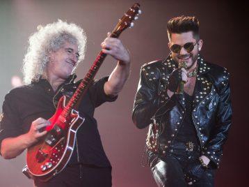 Группа «Queen» снова отправляется в турне
