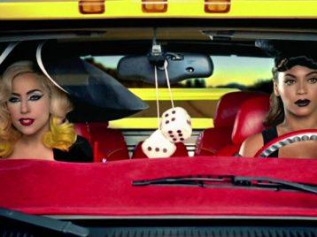 Леди Гага собирается зажечь пустыню