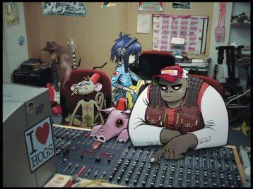 Новые улики: поклонники нашли в сети треклист нового альбома «Gorillaz»