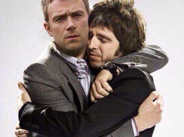Бывший участник «Oasis» нашел себе новую группу?