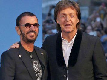 Осколки «Beatles»: Пол Маккартни пишет альбом, а Ринго Старр отправляется в тур