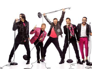«Backstreet boys» запускают шоу в Лас-Вегсе