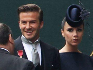 Орден из рук королевы: Викторию Бекхэм будут чествовать в Букингемском дворце